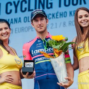 Sacha Modolo vyhrál druhou etapu CCT, do žlutého Wippert