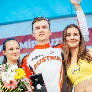 Úvodní etapou Závodu míru U23 vyhrál Rakušan Auer