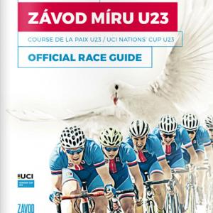 Brožura s podrobnými informacemi o ZMU23 online / Race book 2016 is online