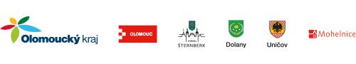 Dolní blok Olomoucký kraj a města